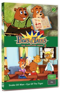 Series 2 #02 (Episodes 17,18) (#2.2 in Paws & Tales Series)