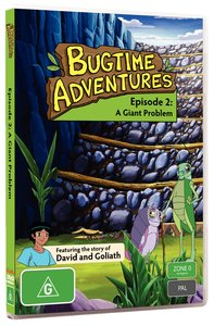A Giant Problem (#02 in Bugtime Adventures Series)