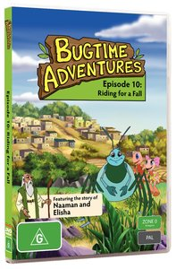 Riding For a Fall (#10 in Bugtime Adventures Series)