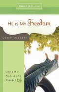 He is My Freedom DVD (#03 in Design4living Series)