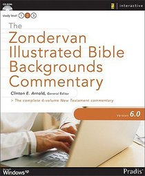Zondervan Illustrated Bible Backgrounds Commentary New Testament