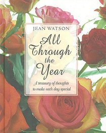 All Through the Year: A Treasury of Thoughts