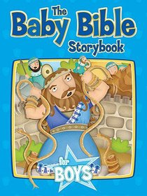 Storybook For Boys (Baby Bible Series)