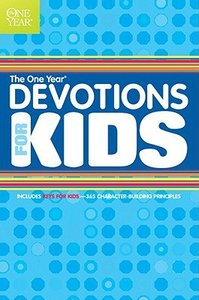 The One Year Devotions For Kids (Vol 1)