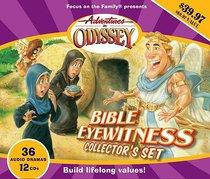 Bible Eyewitness Collectors Set (Adventures In Odyssey Audio Series)