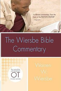 Old Testament (Wiersbe Bible Commentary Series)