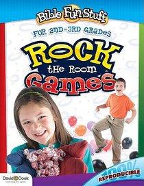 Rock the Room Games (Reproducible) (Grades 2/3) (Bible Fun Stuff Series)