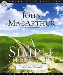 A Simple Christianity (Unabridged 5 Cds)