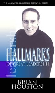 Hallmarks of Great Leadership (2 Cds)