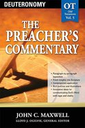 Deuteronomy (#05 in Preachers Commentary Series)