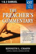1&2 Samuel (#08 in Preachers Commentary Series)