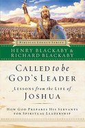 Called to Be Gods Leader (Biblical Legacy Series)