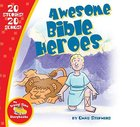 Awesome Bible Heroes (Book/Cd) (My Travel Time Storybooks Series)