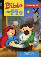 Christmas (Bible For Me Series)