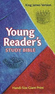 KJV Young Readers Study Handi-Size Giant Print Indexed
