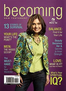 Ncv Becoming: The Complete New Testament For Women (Biblezine)