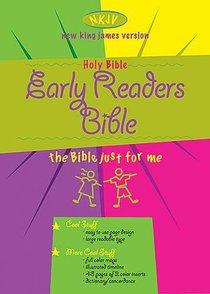 NKJV Early Readers Bible Blue