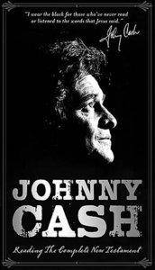 NKJV Johnny Cash Reads the Complete New Testament