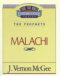 Thru the Bible OT #33: Malachi (#33 in Thru The Bible Old Testament Series)