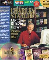 Charles Stanley Electronic Bible Study Lls CDROM