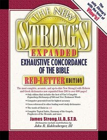 The New Strongs Expanded Exhaustive Concordance