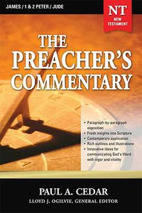 James/1,2 Peter/Jude (#34 in Preachers Commentary Series)