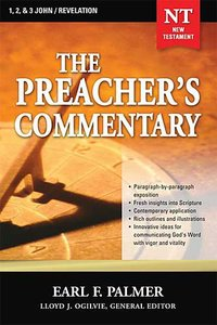 1,2,3 John/Revelation (#35 in Preachers Commentary Series)