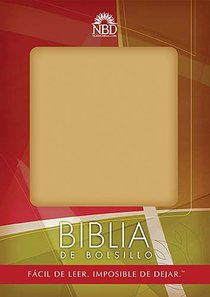 Spanish Pocket Bible Tan (Nbd: Nueva Biblia Al Dia)