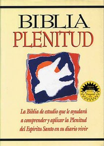 Rvr 1960 Biblia Plenitud (Red Letter Edition) (Spirit-filled Life)