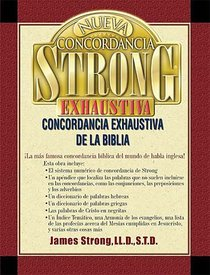 Strongs Spanish Exhaustive Concordance
