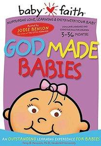 God Made Babies (Baby Faith Series)