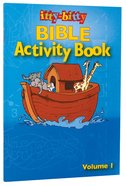 Itty-bitty Bible: Activity Book (Vol 1)