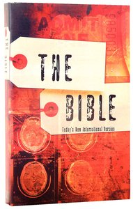 TNIV Paperback: The Bible Tag Cover
