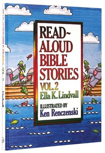 Read Aloud Bible Stories (Volume 2) (#02 in Read Aloud Bible Stories Series)