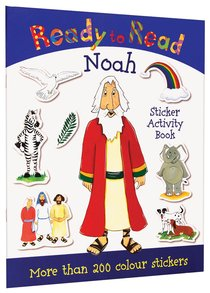 Noah (Sticker Book) (Ready To Read Series)