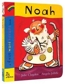 Noah (First Word Heroes Series)