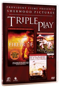DVD Sherwood Triple Pack (Fireproof, Facing The Giants, Flywheel)