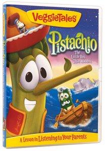 Veggie Tales #38: Pistachio the Little Boy That Woodnt (#038 in Veggie Tales Visual Series (Veggietales))