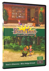 Series 2 #05 (Episodes 23,24) (#2.5 in Paws & Tales Series)