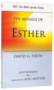 Bst: The Message of Esther