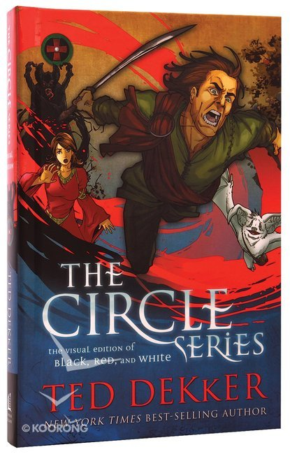 Buy Circle Series Black Red White Graphic Novels 3 In 1 Dekker