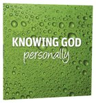 Booklet Knowing God Personally