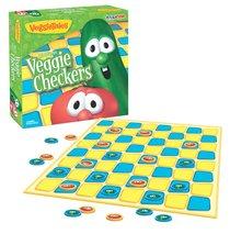Veggie Tales Checkers