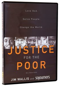 Justice For the Poor (Dvd)