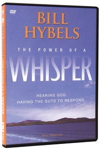 The Power of a Whisper: Hearing God, Having the Guts to Respond (Dvd)