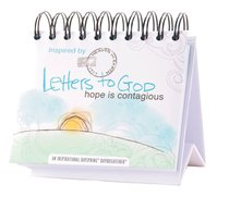 Daybrighteners: Letters to God (Padded Cover)