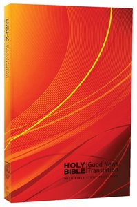 GNB Compact Bible Orange Paperback
