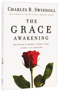 The Grace Awakening With Devotional