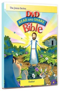 Jesus - Easter (Read And Share Dvd Series)
