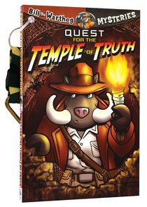Quest For the Temple of Truth (#04 in Bill The Warthog Mysteries Series)